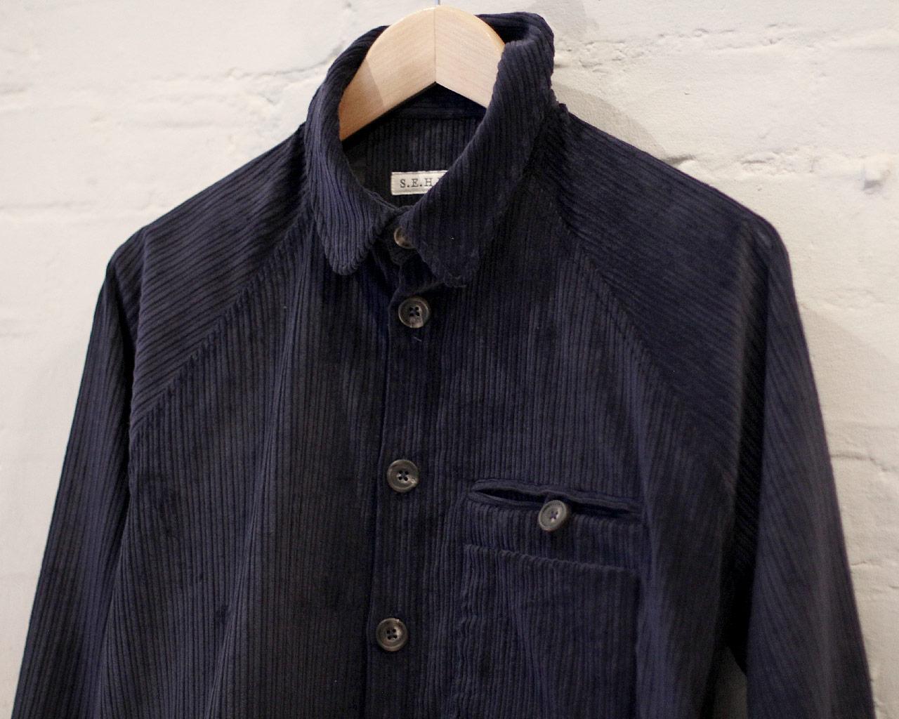 Deadstock Corduroy shirt