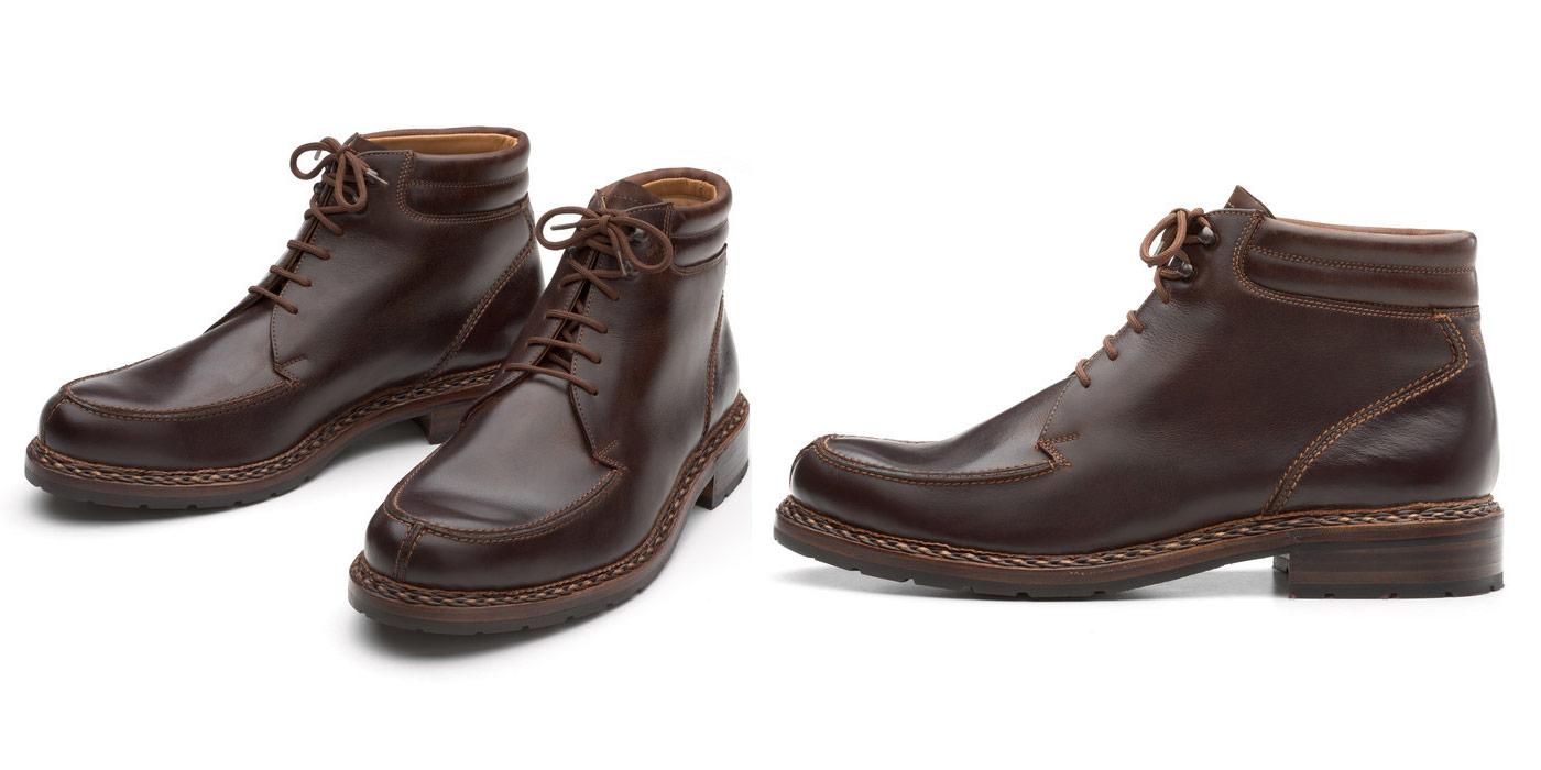 Dinkelacker lace-up ankle boot