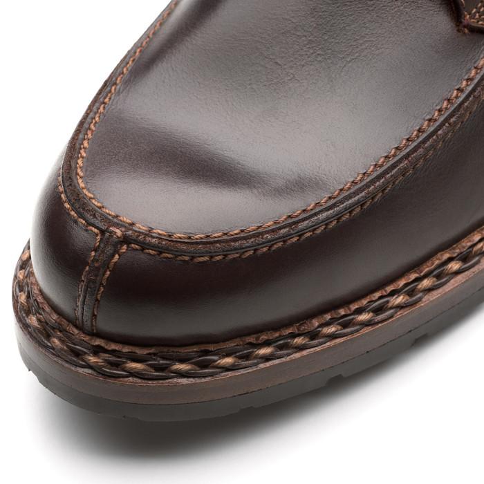 Dinkelacker lace-up ankle boot detail