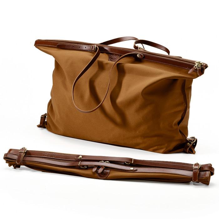 Folding travel bag