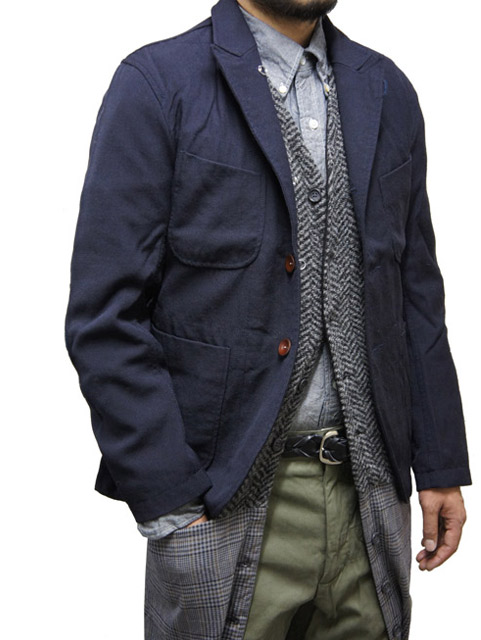 Bedford Jacket Cavalry Twill