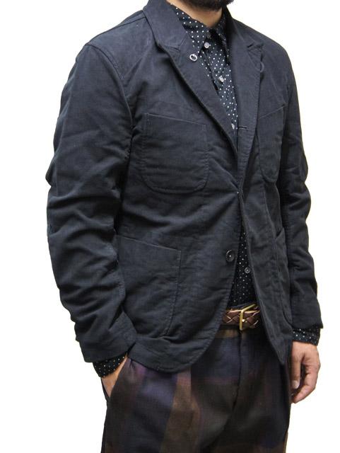 Beford Jacket Moleskin