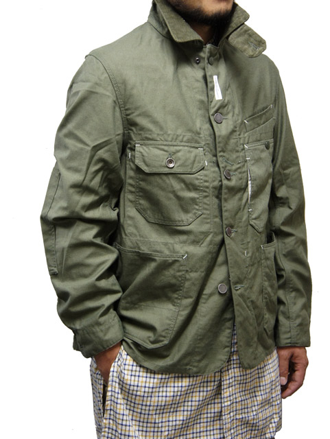 overall Jacket Nyco Reversed Sateen