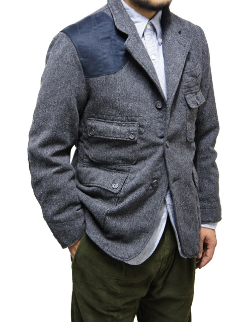 Suffolk Jacket 13oz Wool HB